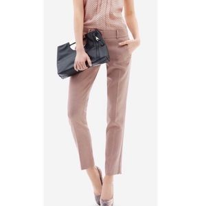 The Limited Ankle Pencil Pant in Rose Pink Size 14